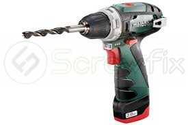 Metabo PowerMaxx BS Basic Cordl.Drill Screwdriv